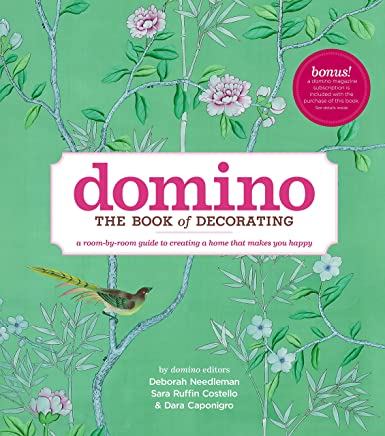 Domino: The Book of Decorating: A room-by-room guide to creating a home that makes you happy (DOMINO Books) (English Edition)