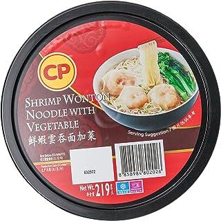 CP Shrimp Wonton Noodle with Vegetable, 219g - Frozen