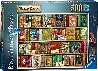 Ravensburger Vintage Library 500 Piece Jigsaw Puzzle