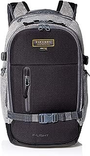 Rip Curl Men's F-Light Posse Cordura TECH Backpack, Grey, 1SZ