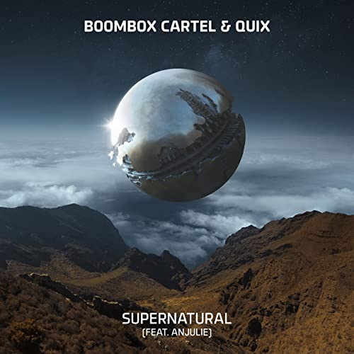Supernatural (feat. Anjulie) by Boombox Cartel on Amazon ...