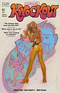 Codename: Knockout (2001-) #1