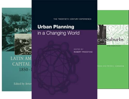 Planning, History and Environment (50 Book Series)