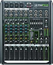 Best mixer mackie 8 channel Reviews