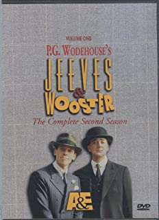 Jeeves & Wooster -2nd season, vol 1: Jeeves saves the Cow-Creamer/ A Plan for Cussie/ Pearls Mean Tears