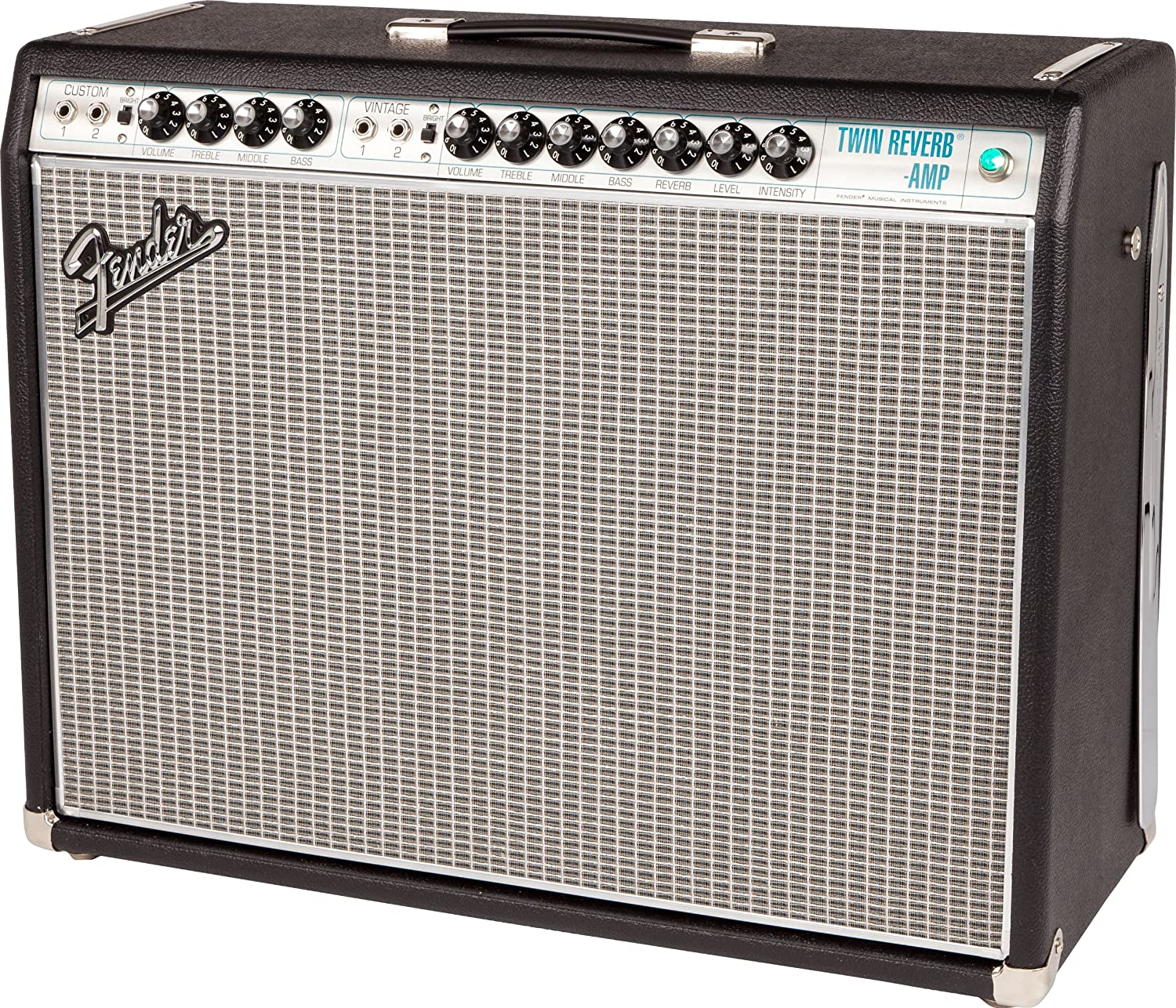 Fender New product!! 68 discount Custom Twin Amplifier Reverb