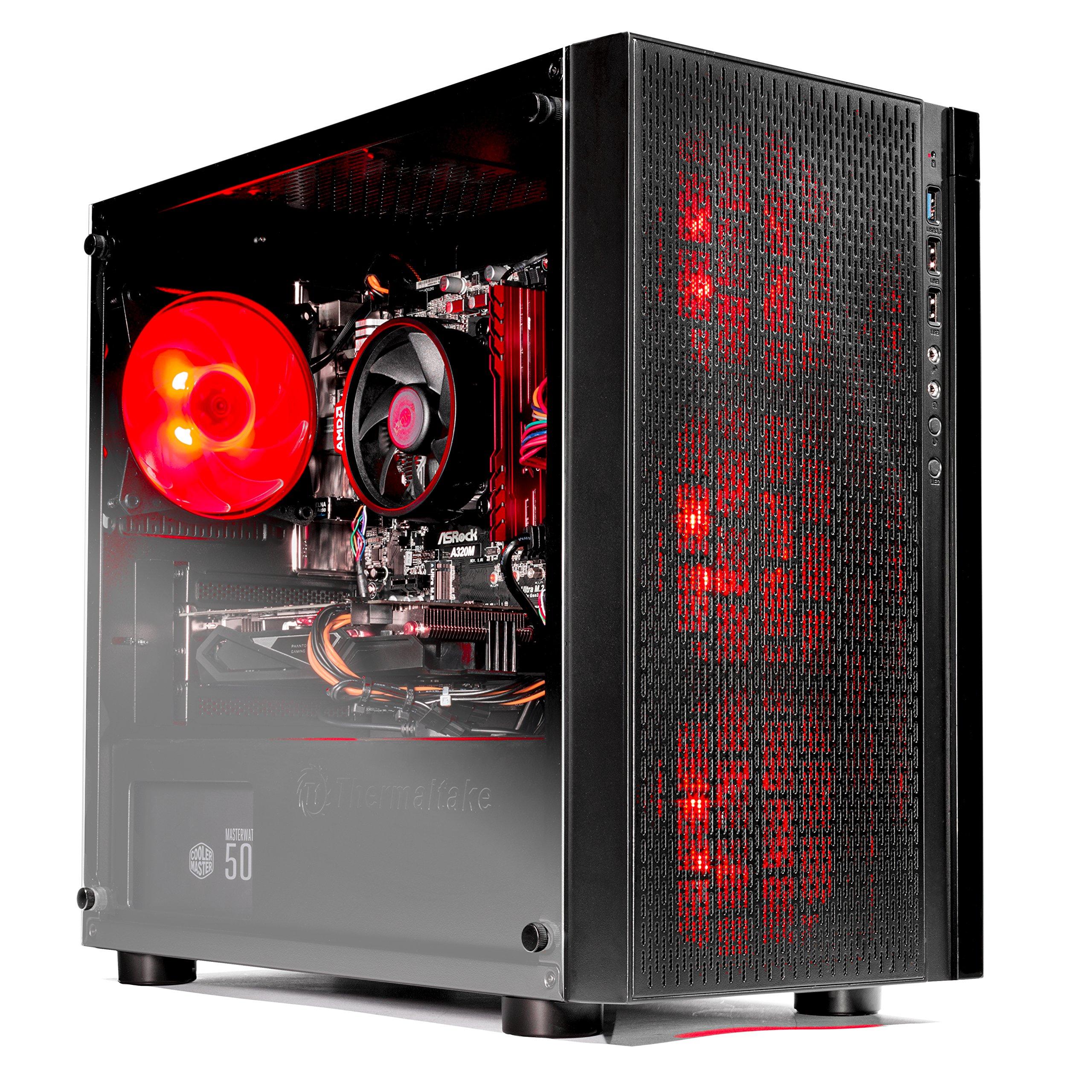 SkyTech Version Gaming Computer Desktop