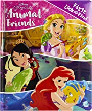 Disney Princess - Animal Friends First Look and Find - PI Kids