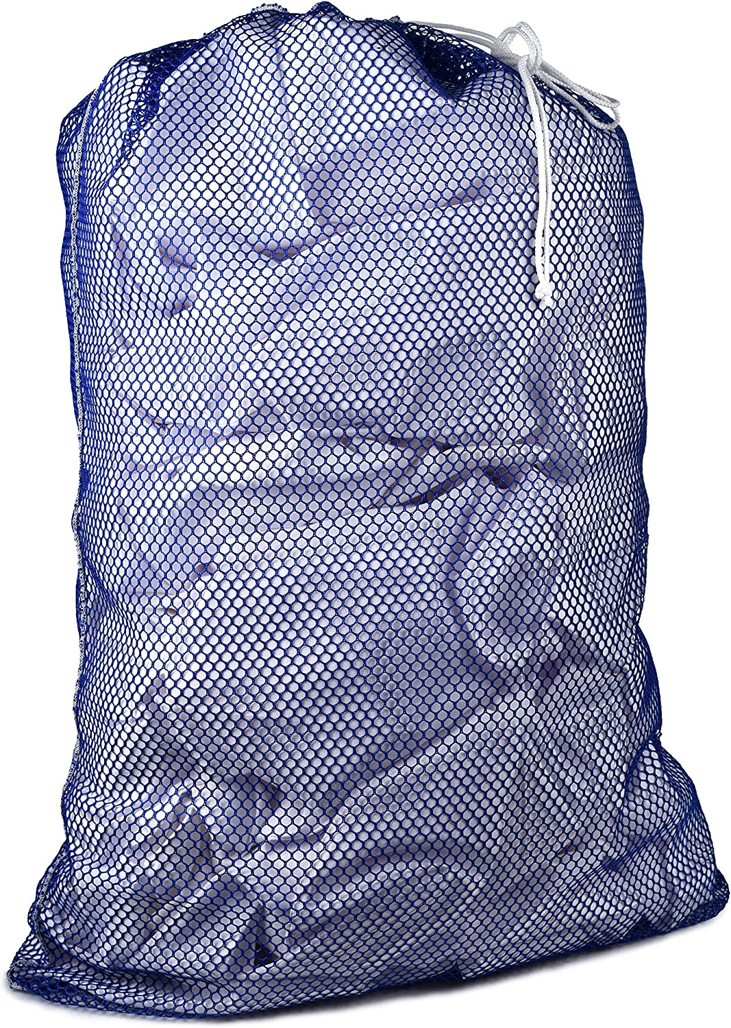 Commercial Super sale period limited Mesh Laundry Bag - Sturdy Material Long-awaited with Drawstri