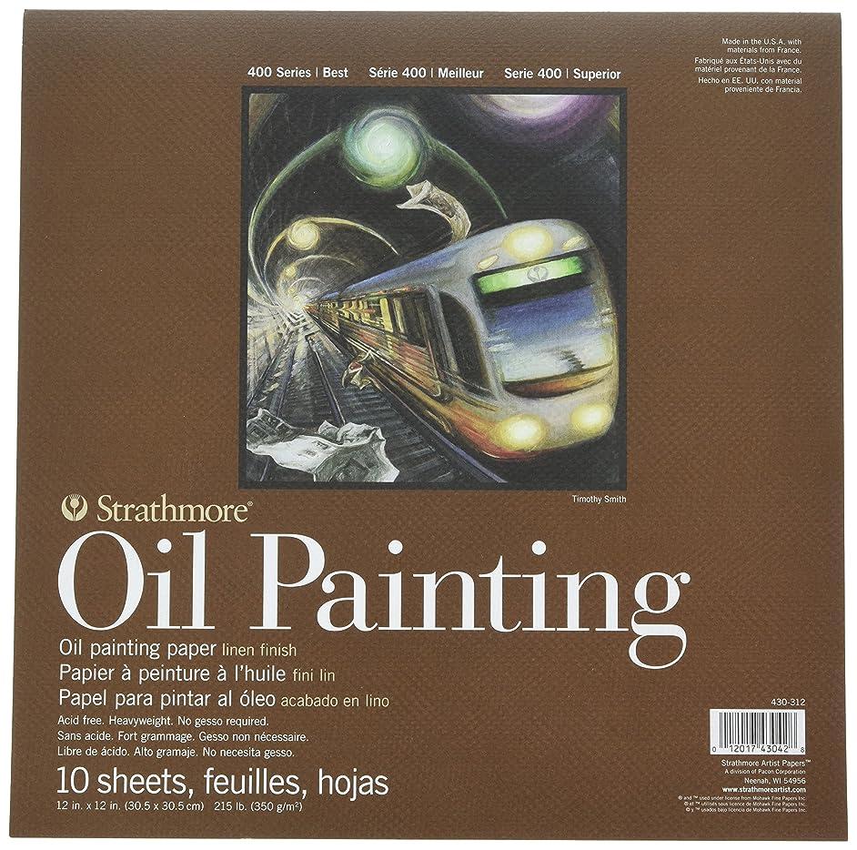 400 Series Oil Painting Pad, 12