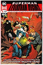Superman Leviathan Rising Special #1 Second Printing