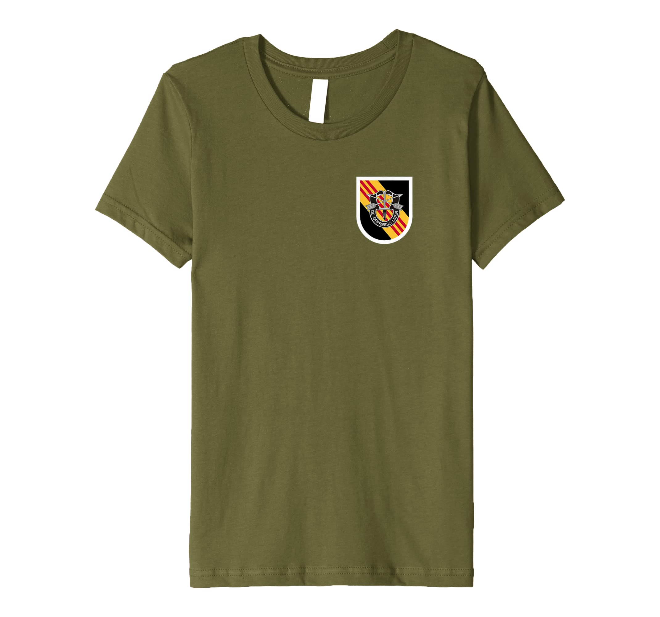 Amazon Special Forces Shirt 5th Special Forces Group SFG
