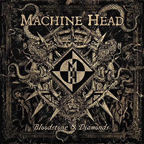 Bloodstone Diamonds Machine Head product image
