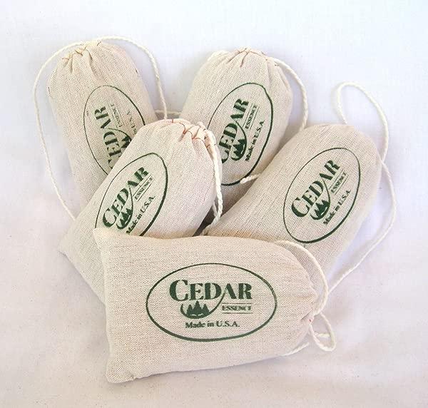 Cedar Essence Aromatic Cedar Sachets 3 X 5 12 Pack