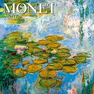 Monet Mini Wall Calendar 2020 Monthly January-December 7