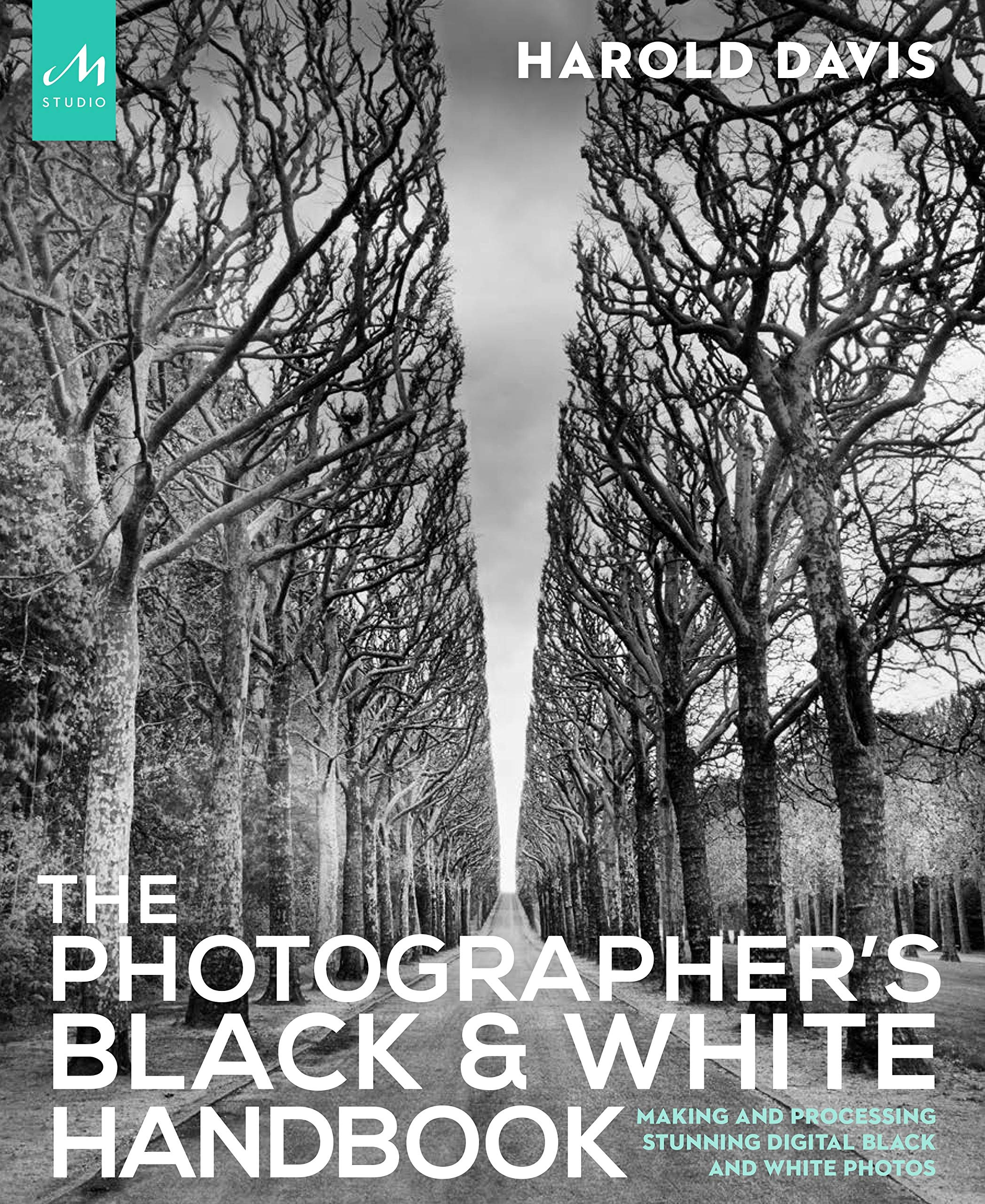 Image OfThe Photographer's Black And White Handbook: Making And Processing Stunning Digital Black And White Photos