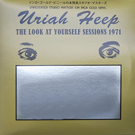 URIAH HEEP - THE LOOK AT YOURSELF SESSIONS 1971 LIVE...