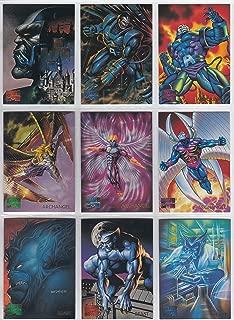 1995 marvel masterpieces