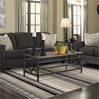 Best gray and brown rug Reviews