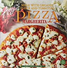 Amy's Frozen Margherita Pizza, Hand-Stretched Crust, Full Size