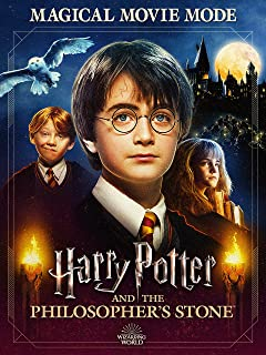 Harry Potter and The Philosopher's Stone: The Harry Potter Magical Movie Mode
