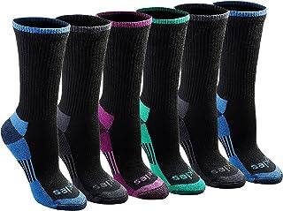 جوراب خدمه مرطوب کننده پیشرفته Dickies زنان Dritech (بسته های 12/12)