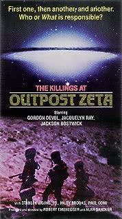 Killings at Outpost Zeta VHS