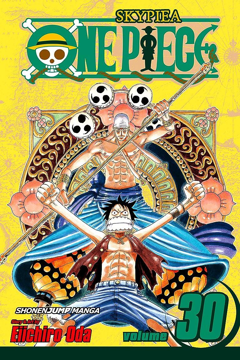 大宇宙動かないシーフードOne Piece, Vol. 30: Capriccio (One Piece Graphic Novel) (English Edition)