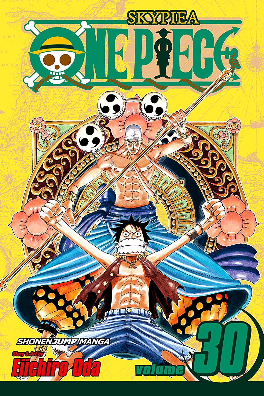 最後に設置枯渇するOne Piece, Vol. 30: Capriccio (One Piece Graphic Novel) (English Edition)