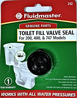 Toilet Fill Valve Seal #242 For 200, 400, & 747 Models