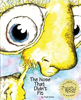 The Nose That Didn't Fit ( (Worrywoo Monsters)