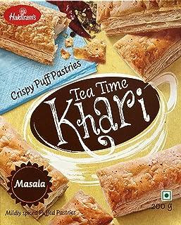 Haldirams Tea Time Khari Masala, 200gm