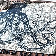 nuLOOM Thomas Paul Flatweave Area Rug, 5' x 8', Ivory