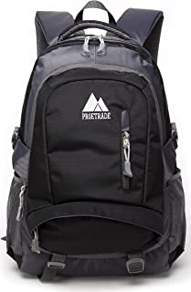 School Backpack BookBag For College Travel Hiking Fit Laptop Up to 15.6 Inch  Water Resistant daeee82446f4e