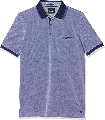 Pierre Cardin Poloshirt Premium Cotton Pique Tricolor Airtouch Polo para Hombre