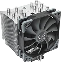 Scythe Mugen 5 Rev.B 120mm Air CPU Cooler, Tower Heatsink with 6 Heatpipes, Quiet PWM Fan, Intel LGA1151, AMD AM4/Ryzen