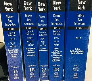 New York Pattern Jury Instructions 2013 - Civil - Volume 1A - PJI 1:1 to PJI 2:142