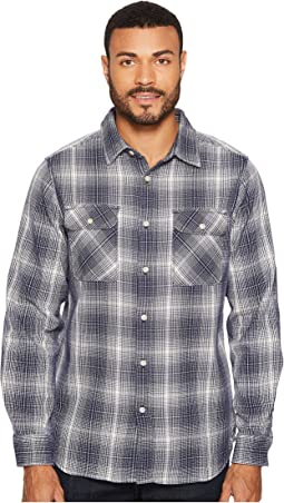 Urban Navy Plaid