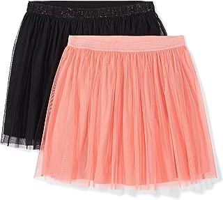 little girl black skirt