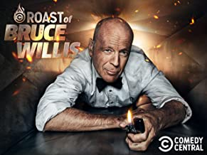 comedy central of bruce willis