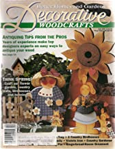 Better Homes & Gardens Decorative Woodcrafts Magazine April 1994