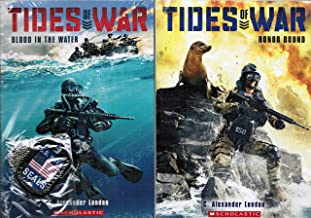 Tides of War #1: Blood in the Water & #2: Honor Bound - Paperback (2-book Set Includes Dog Tags)