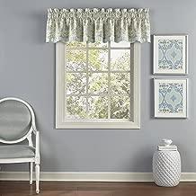 WAVERLY Astrid Window Valance, 52x16, Mineral