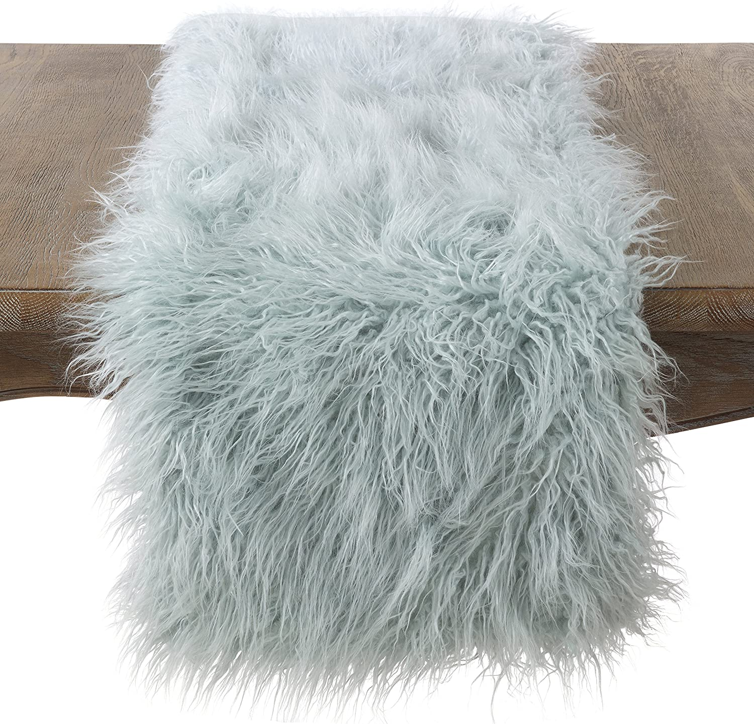 SARO LIFESTYLE Faux Mongolian Collection Design Runn Cheap Fur New product! New type Acrylic