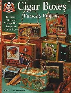 making a cigar box purse