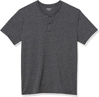 Goodthreads Cotton Short-sleeve Henley Heren Shirt Henley