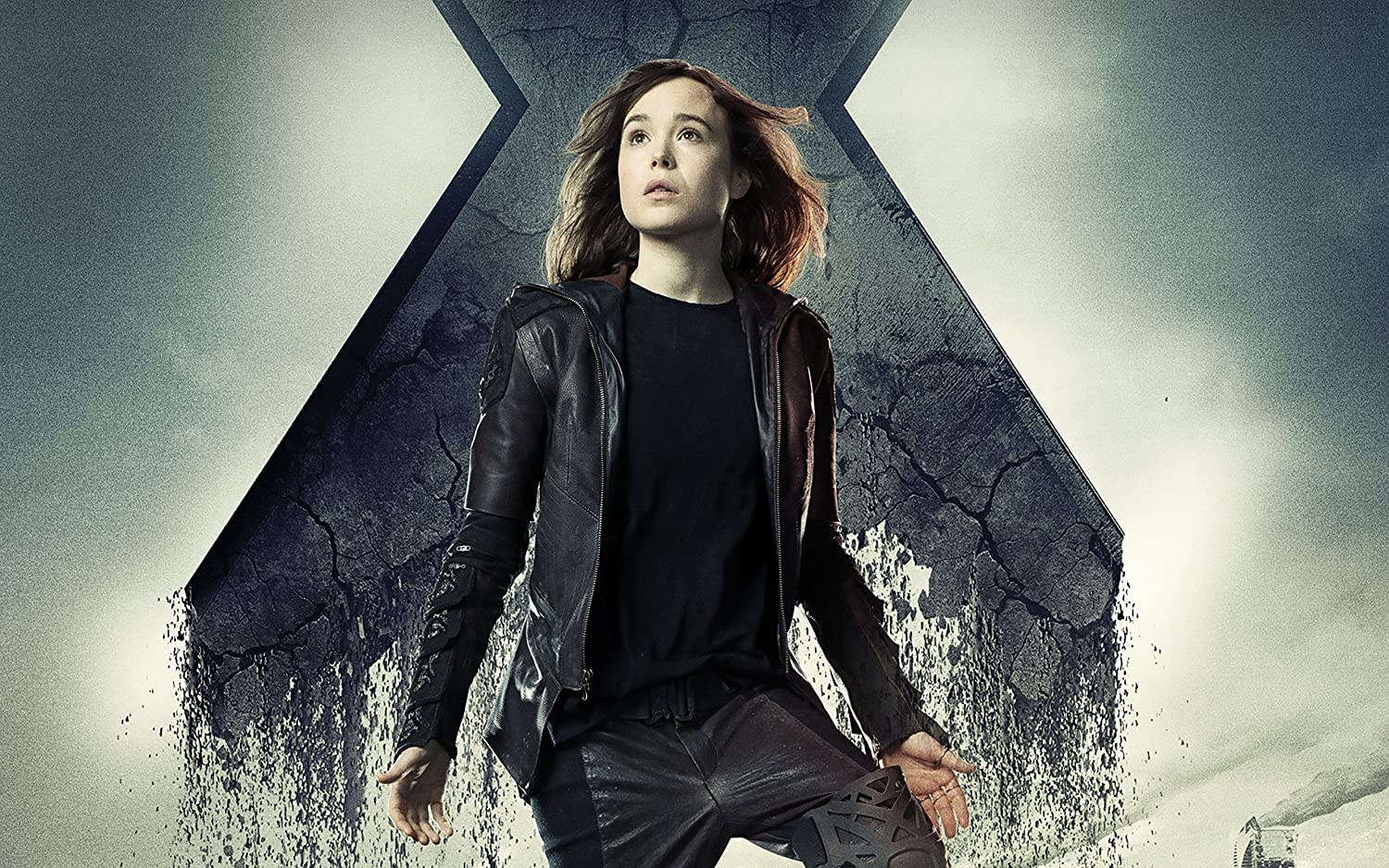 Heroes X-Men The Days Of Future Bombing new Super beauty product restock quality top! work Poster Ellen Page Past Mo Movie