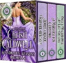 Scandalous Seasons: The Last Three Scandalous Seasons Novels