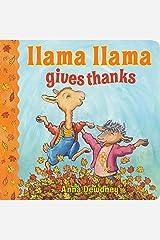 Llama Llama Gives Thanks Kindle Edition