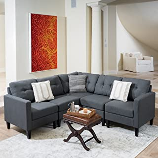 Best mid century modern sectional couch Reviews